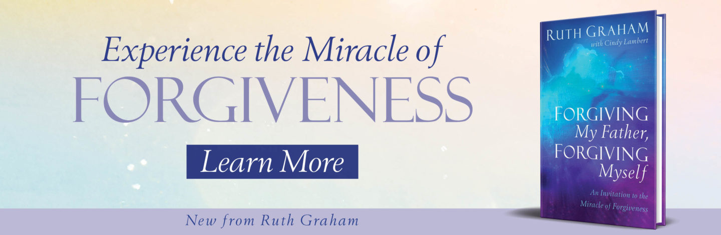 Image result for ruth graham forgiving my father